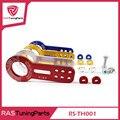 Chumbo modificado reboque gancho benen universal frente gancho de reboque para honda civic 92-95 acura integra rs-th001