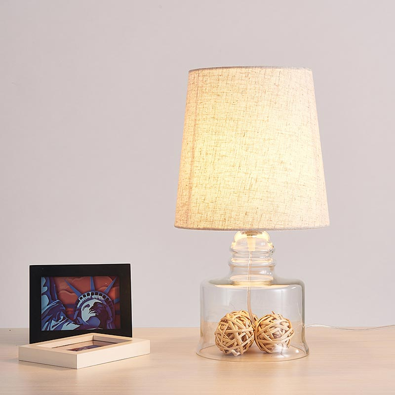 Online Get Cheap Modern Glass Table Lamps Aliexpresscom