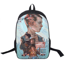 Stranger Things Backpack/School Bag