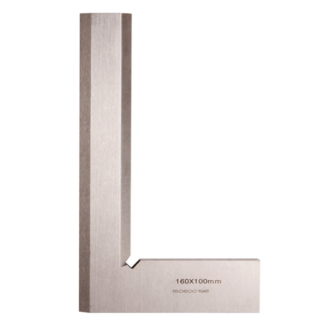 Buy 90 degree angle ruler 160 100mm 90 square meters to square feet