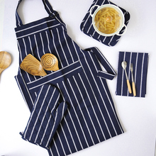 Navy Cooking Apron