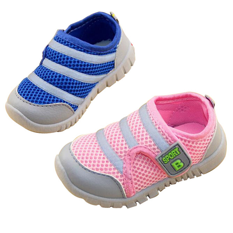 2feb05e4fd2e KINE PANDA Baby Shoes Cheap Little Kids Shoes Girls Boys Trainers Nice Girl  Boy Sneakers Anti Slip Sport Running Shoes 0 36 M-in First Walkers from  Mother ...
