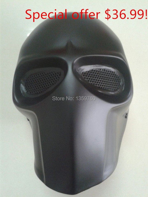 Army of two mask fibreglass airsoft paintball helmet black free army of two mask fibreglass airsoft paintball helmet black free shipping the coolest voltagebd Image collections