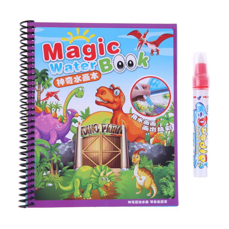 Brinquedos de Desenho livro de desenho 4 estilos Faixa Etária : 3 Anos de Idade