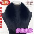 Female male autumn winter plus size Fox fur Shawl fur fox pashmina