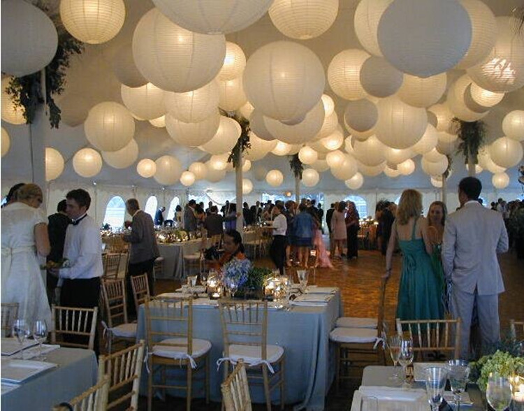 white Wholesale fashion decorative indoor white hanging lanterns ...