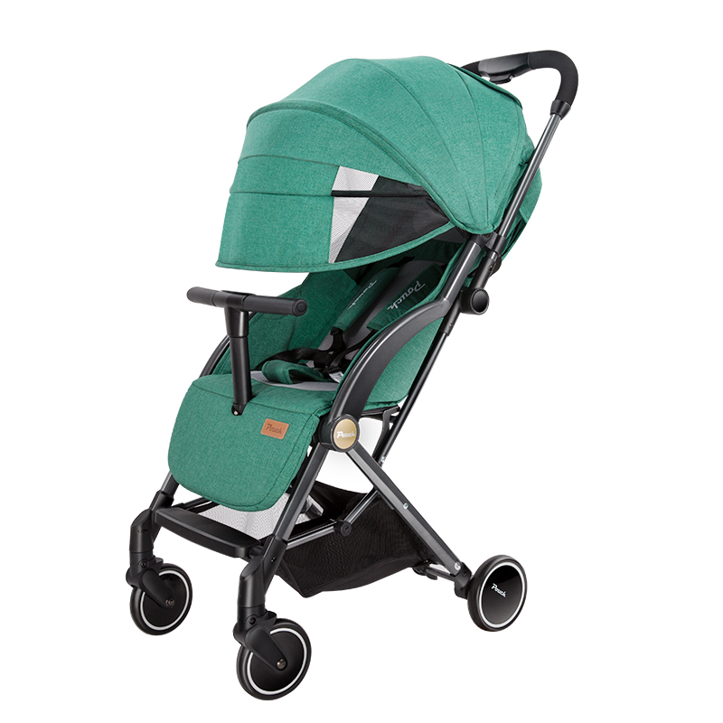 Pouch stroller baby can sit reclining trolley folding portable lightweight strollerlong awning breathable portable umbrella car lacywear s 57 sit