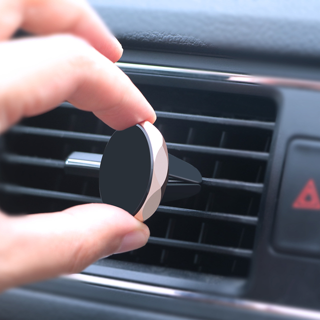 Strong Magnetic Mobile Phone Air Vent Holder