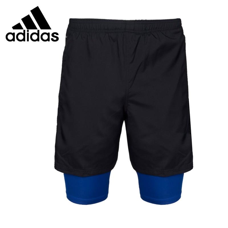 Original New Arrival 2017 Adidas SPEED BR SH2IN1 Men's Shorts Sportswear adidas original new arrival official neo women s knitted pants breathable elatstic waist sportswear bs4904