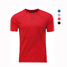 New Arrival Fitness Designer Muscle Mens T-shirt Casual Quick Dry Slim Super Light Mens' Bodybuilding TShirt Tops for male