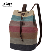 2017 Spring Summer Trend Women s Casual Backpacks Girls Fashion Bag Travel Canvas Bags Students Backpacks