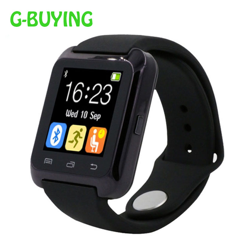 Smartwatch Bluetooth Smart Watch U80 for iPhone IOS Android Windows Phone Wear C