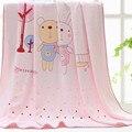 Ванна Новорожденных Baby Face Towel Bathroom Hydrofiele Doeken Купания Новорожденных Детские Мочалки Детские Полотенца Для Ванной Комнаты 60A048