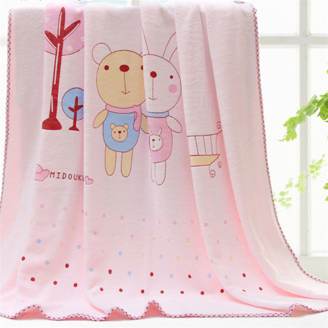 Bath Newborn Baby Face Towel Bathroom Hydrofiele Doeken Bathing Newborns Baby Washcloths Children Towels For Bathroom 60A048