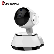 ZGWANG 720HD Wifi Security IP Camera Network PTZ IP Cam Wi-fi self alarm Video IR-Cut Night Vision Home Surveillance CCTV camera