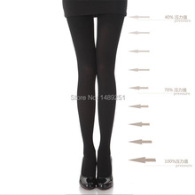 Factory Wholesale 680D Tights Foot Pressure Super-Elastic Pants Legs Stovepipe Stockings Anti Varicose Pantyhose