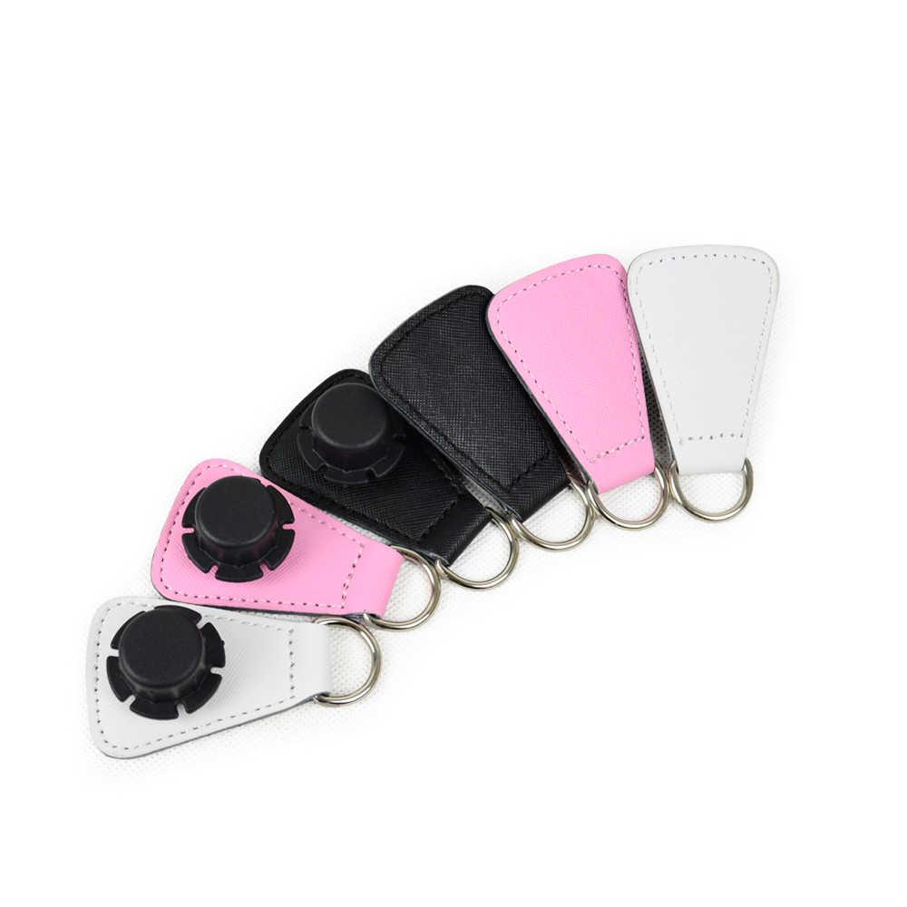 Neue 2 Paar 4 Pc PU Winkel Leder Drop Ende für Obag Griff Strap Drop Befestigung für O Tasche Handtasche frauen Tasche