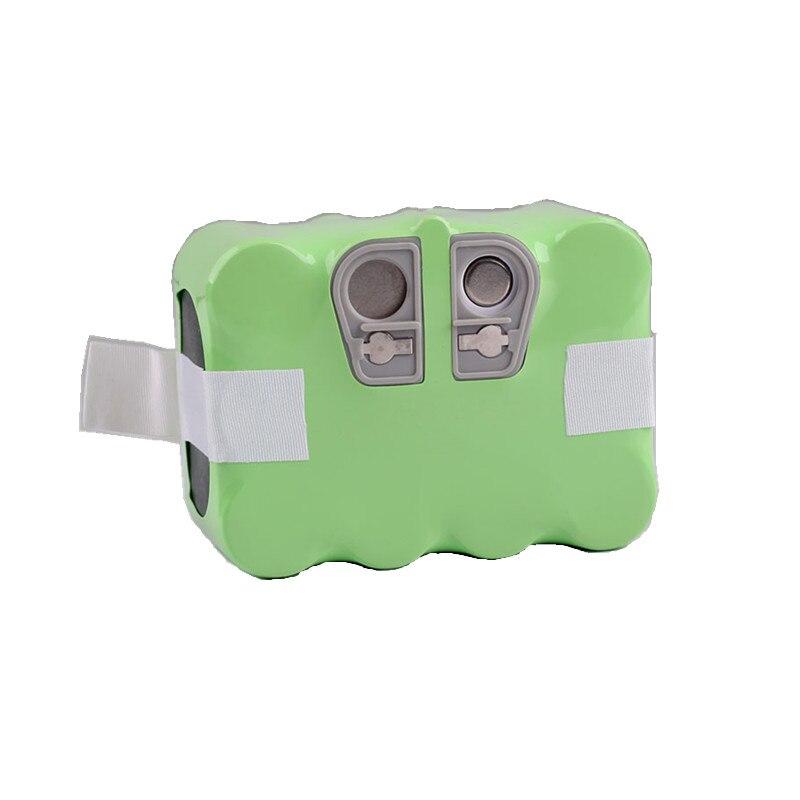 1 pièce Robot Aspirateur Pièces De Rechange rechargeable Batterie Ni-MH 3500 mAh pack pour seebest C565, C561, C571, C565 +