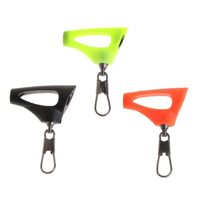Fishing Connector Float Hanging Plug In Tackle Rotating Pins Device Accessories