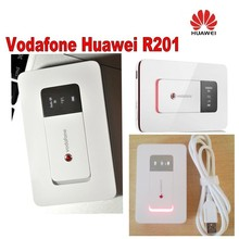 Vodafone HUAWEI R201 HSUPA 3g WIFI Router,Tri-band (900/1900/2100) 7.2Mbps 3g mifi router PK E585 E586