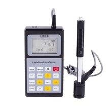 Cheaper Leeb hardness tester portable Hardness Tester Digital hardness tester LCD with back-light Model Leeb110