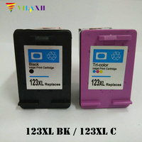 For HP 123 Ink Cartridge For HP123 Xl Deskjet 1110 1111 1112 2130 2132 3630 3632