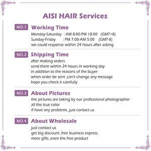 Image 5 - ロング波状赤黒髪ミックスカラー女性ウィッグ耐熱合成かつら女性のための前髪とアフリカ系アメリカ人髪