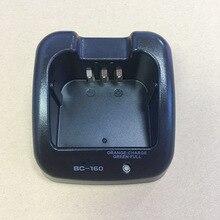 BC160 de alleen desktop base charger voor ICOM IC F3011 F4011 F4016 F3160 F3013 F4013 F16 F26 F4230D voor BP232N BP230 leeuw batterij