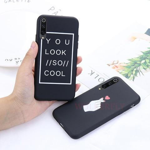 Candy Black Soft Cases For Xiaomi Mi 8 Lite 9 SE Mi Pocophone F1 6X 5X A1 A2 Lite Mix 3 Redmi 7 5 Plus 6A 6 Note 5 6 7 Pro Cover Islamabad