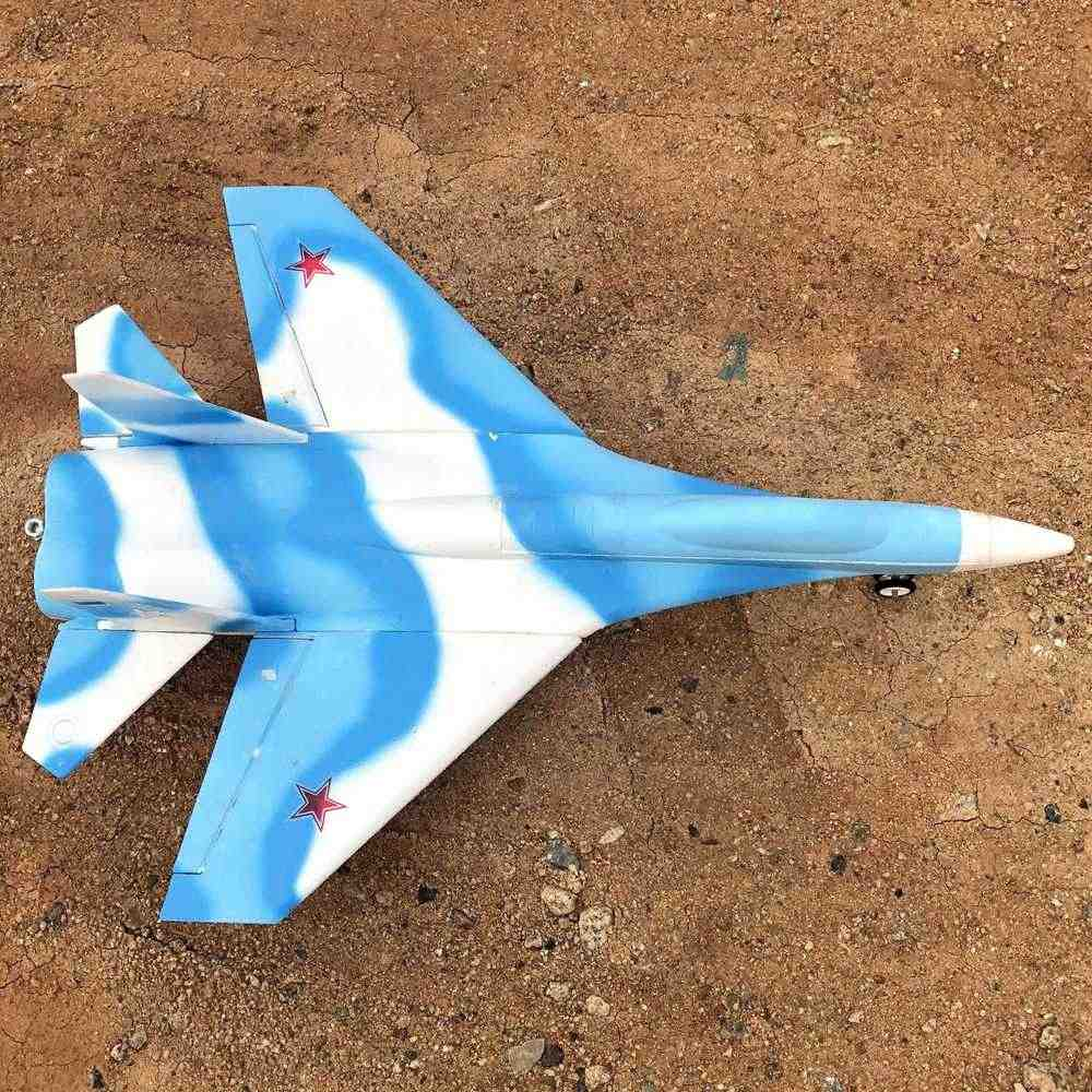 ... RC EDF jet plane Su27 KIT ...
