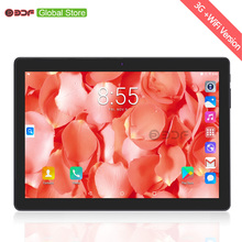 10 Inch 4GB +32GB Android 6.0 Tablet Pc Dual Sim Card Mobile Phone Call Tablets Pc Quad Core WiFi FM Radio Phone Tablet Pc