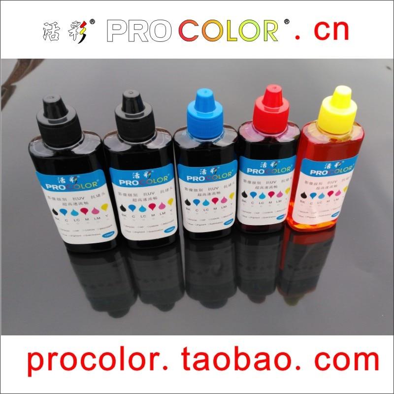 680 XXL PGI-680 PG680 CLI-681 CLI681 for Setup inkjet cartridge Dye ink refill kit for Canon PIXMA TS6160 TR7560 TR8560 Printer 5 color 1000ml pgi 770 cli 771 refill ink kit for canon pixma mg6870 mg5770 inkjet printer pgi 770 cli 771
