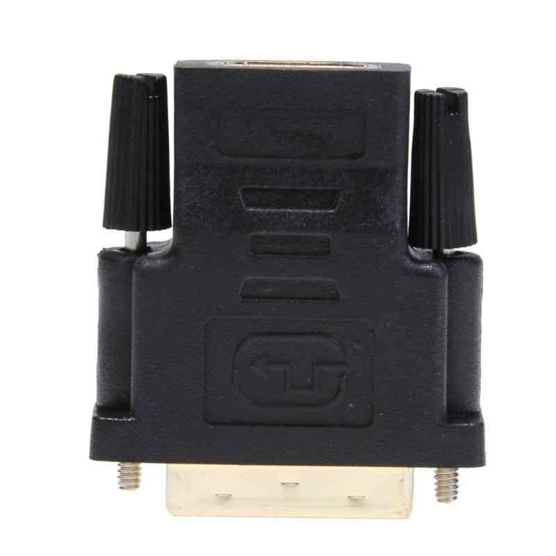 جديد وصول HDMI إلى DVI محول HDMI الإناث إلى DVI 24 + 1Pin الذكور محول كابلات الموصلات ل PC HDTV مراقب عرض