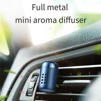 car air outlet Baseus Mini Aromatherapy Car Air Freshener Auto Outlet Solid Perfume Air Conditioning Vent Clip Fragrance Diffuser (5)