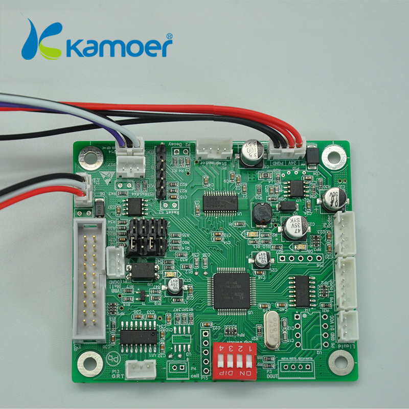 Image 2 - Kamoer Step Motor Driver Board Control The Speed and Operate In RS232,RS485 Port 2300.3 For KCS KDS KAS-in Motor Driver from Home Improvement