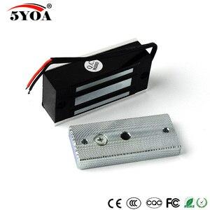 Image 5 - Elektronische Deurslot Elektrische Magnetisch Slot Gate Opener Zuig Houdkracht Elektromagnetische voor Toegangscontrole Systeem Verschillende