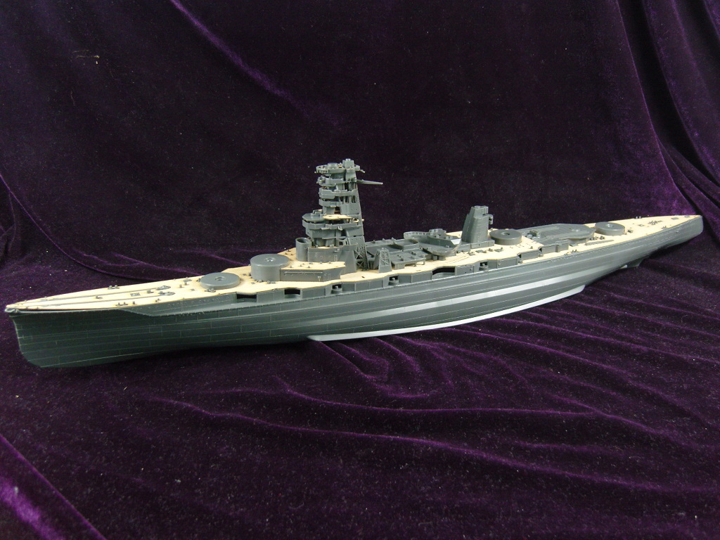 Aoshima agency ARTWOX 041185 Navy warship Japanese wooden fog Island 1942 deck AW10046 цена