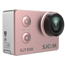 "2018 100% Original SJCAM SJ7 STAR Wifi 4k 2"" Touch Screen Ambarella A12S75 30M Underwater Waterproof Sports Action Mini Camera"