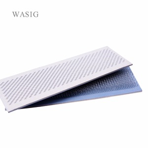 Image 1 - 24x9cm Hair Holder Drawing Mat for bulk hair extension tools Hair Drawing Mat Hair Extensions Drawing Card(Skin Pad) With Needle