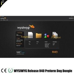 Image 3 - WYSIWYG R40 동글 영어 출시 40 R40 개 프리폼 암호화 된 개 조명 무대 극장 성능 장소 디자인 소프트웨어