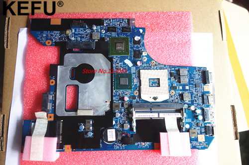 KEFU Z570 MB Motherboard For Lenovo Z570 Laptop Motherboard GT540M /GT630M HM65 48.4PA01.021 48.4M404.02N ,perfect Item