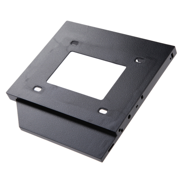 Universal 2.5 2nd 12.7mm SSD HD SATA Hard Disk Drive HDD Caddy Adapter Bay for 2.5 3