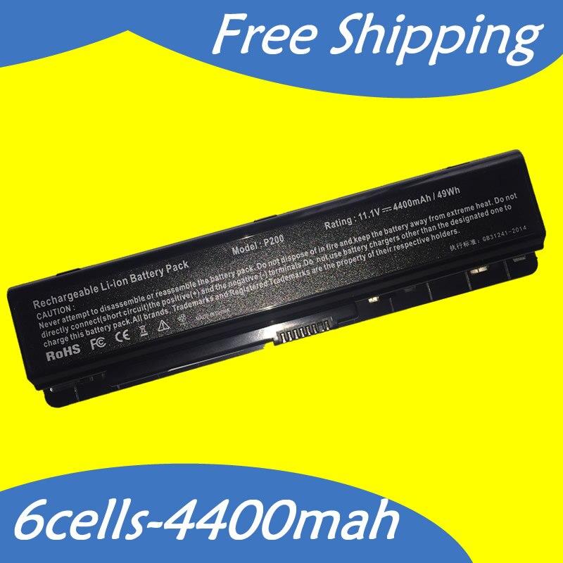 JIGU NOUVELLE batterie d'ordinateur portable AA-PBAN6AB AA-PLAN6AB AA-PLAN9AB Pour Samsung 200B 400B 600B NP200B NP400B NP600B P200 11.1 V 4400 MAH