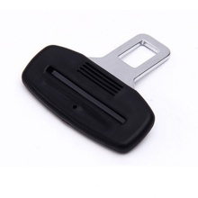 Two-point Saeat Belt lock Tongue Bent Car Seat Accessories Lock Zipper Three-Point