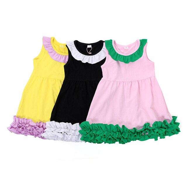 Sommer ruschen kleider