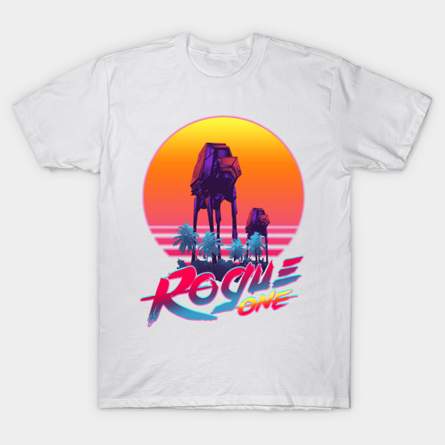 brand clothing Best Rogue One Paradise t-shirt Letter Cotton tees homme Clothing Short trasher