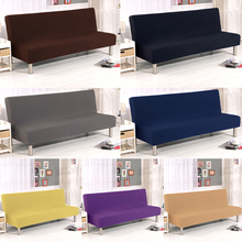 1PC All inclusive Sofa Cover Tight Wrap Elastic Protector Sofa Towel Slipcover Covers Without Armrest Sofa Fundas Bed