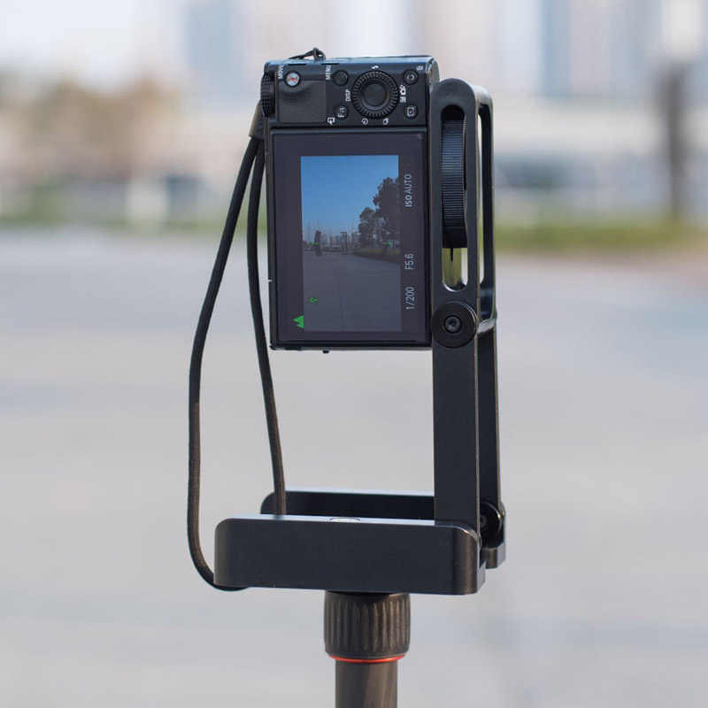 Z форма штатив для камеры складной карданный держатель для крепления на голову кронштейн стабильный для студийной HSJ-19