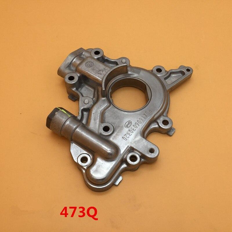 Ensemble de pompe à huile moteur pour moteur BYD F3 F3R G3 L3 473Q 473Q-1011020