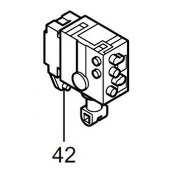 Switch 650539-9 Replace For Makita DA3011F DA3011 DA3010F DA3010